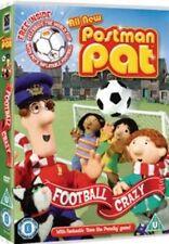 Postman Pat Football Crazy 5050582426120 DVD Region 2