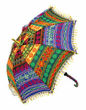 KKSM Indian Rajasthani Handicraft Event, Home Wedding Umbrellas Décor Multicolor