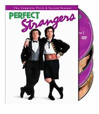NEW Perfect Strangers: The Complete First and Second Seasons (DVD)
