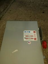 eaton heavy duty safety switch DH661UDK  6 POLE