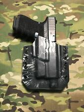 Kryptek Typhon Kydex Holster for Glock 19 23 32 Threaded Barrel Surefire XC1