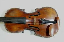 Vintage 1920 French violin by Daniel  Lesueur 4/4