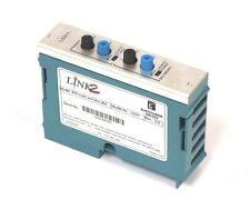 PARKER SSD EUROTHERM DRIVES MODEL: L5311 RTN LINK CARD (ACRYLIC) REV. 3.0 FIBER