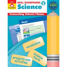 EVAN-MOOR EDUCATIONAL PUBLISHERS SKILL SHARPENERS SCIENCE GR 2