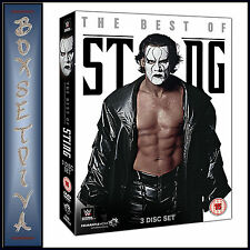 WWE - THE BEST OF STING  **BRAND NEW DVD**