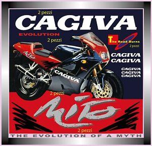 ADESIVI CAGIVA MITO anno 1994