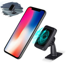 Dashboard Magnetic Phone Holder Car Mount Stand for Apple iPhone X/XS Galaxy S10