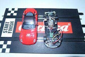 Carrera Digital 132 30533 Ferrari 599XX Rot