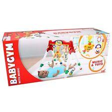 Redbox B237K Baby Activity Play Gym Center Spielbogen mit Musik