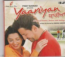 Yaariyan By Gurdas Mann   [Cd]