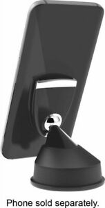 Bracketron Lux Window Dash Vent Portable Magnetic Car Holder for Most Phones NEW