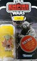 Kenner Star Wars Retro Collection Yoda 🔥  Action Figure Hasbro Vintage! 2020