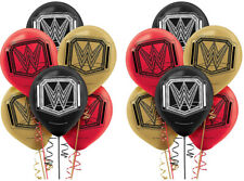 WWE Champion Latex Balloons Birthday Decorations Party Favor Supplies ~12ct