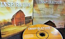 Inspiration from the Heartland NEW! CD, Marty Raybon,Michael Curtis,Faith ,God,