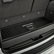 GM# 22823338 Black Cargo Floor Mats for 2015 2016 Cadillac Escalade ESV