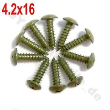10x SECHSKANT BUNDSCHRAUBE M6x16 z.B REX RS450 460 500 600 700 900 BOSTON8