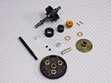 Axial SCX10 Jeep Honcho Deadbolt All Metal GEARS For OEM Gear Box Transmission