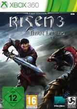 Xbox360 3 risen Titan Lords muy buen estado