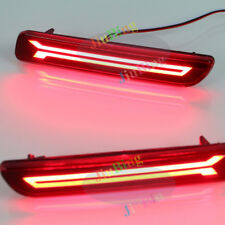 1 Set For Suzuki SX4 Vitara Ciaz Ertiga Baleno Rear Bumper Brake Light LED Lamp