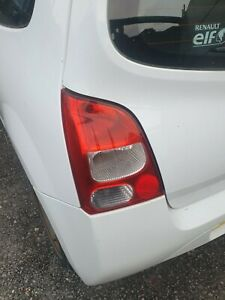 Renault Twingo 2010 n.s.r Passenger Side Rear Tail Light Complete