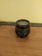 Vivitar 28mm 1:2.8 Wide Angle Lens MC & Tiffen 49mm HAZE-1 Filter~Free Ship