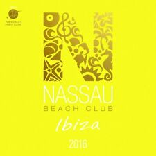 Nassau Beach Club Ibiza 2016      2CDs