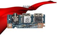 For Dell Inspiron 15 5000 series 5558 5758 Audio Jack Board USB 010R81 LS-B843P