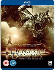 Dungeons And Dragons - Wrath Of The Dragon God (Blu-ray, 2010) FREE SHIPPING