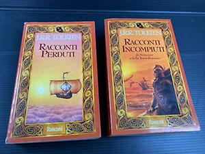 V9 Racconti Perduti Tolkien 4 Ed 1998 E Incompiuti