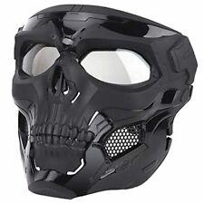 Mask Halloween Airsoft Paintball Face Full Cosplay Skull Tactical Prop Bb Gun