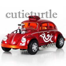 Kinsmart Volkswagen Beetle Custom Dragracer 1:32 Diecast Toy Car KT5405D Red