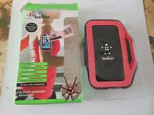 Belkin Sport-Fit ArmBand Brassard for Iphone 5 5s New Pink
