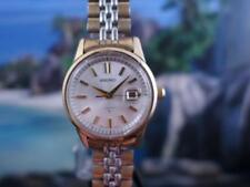 Vintage Collectible SEIKO Ladies 2118 0230 with GP Bezel date 29mm Automatic