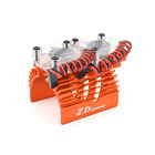 ZD Racing EX07 1/7 4WD ELECTRIC HYPERCAR RC Car Drift Double Motor Cooling Fan