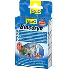 Tetra Biocoryn 12 capsule biocondizionatore per acquario