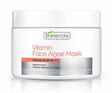 Bielenda Professional Vitamin Face Algae Mask Vit.E, C, PP, B6 Alginat 190 g