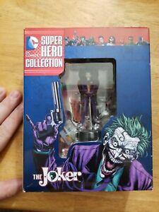 DC Comics Super Hero Collection - The Joker Resin Figurine w/ Booklet - NIB