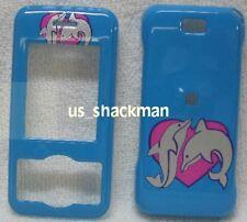 Verizon Cell Phone Armor Case LG VX8550 Dolphins