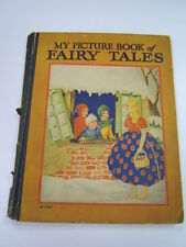 My Picture Book Fairy Tales hardcover Viola Ruth Love Children's