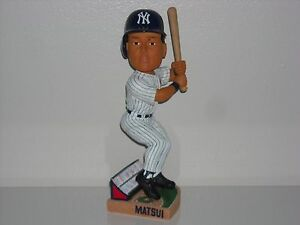 HIDEKI MATSUI New York Yankees Bobble Head 2003 Legends Limited Edition #d/5000