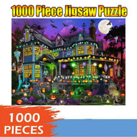 1000 Piece Adult Children Halloween Jigsaw Puzzles Kid Gift Educational Game Toy
