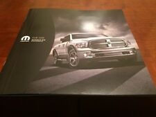 2015 Dodge Ram 1500 Accessories 20-page Original Sales Brochure