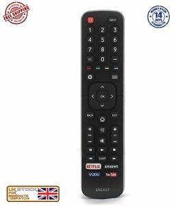 Hisense LED  Remote Control For HDTV EN-2A27S  55H6B 50H7GB TV Controller