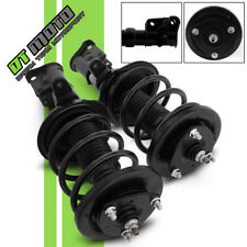 PAIR(2) Quick Install Strut Coil Spring Mount Assembly For 2003-2005 Honda Civic