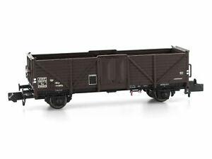 MU N-G34008 - Güterwagen Omm 34 Tow SNCF Ep.III - Spur N - NEU