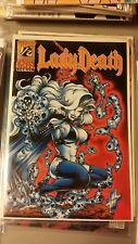 Lady Death 1/2 Wizard Nm Chaos!