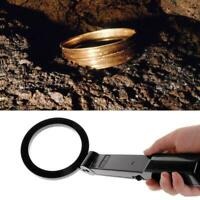 Portable Hand-Held Folding Metal Detector High Sensitivity Multifunctional Test