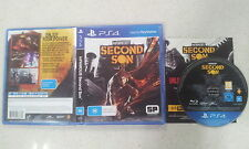 Infamous Second Son Sony PS4