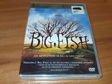 Big Fish (Dvd Widescreen 2004) Ewan McGregor New