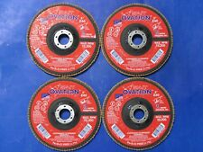 SAIT  UNITED  ABRASIVES  78036  OVATION  FLAP  DISC  6